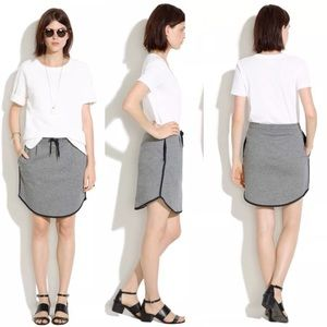 Madewell Gymnasium Athletic Knit Short Skirt